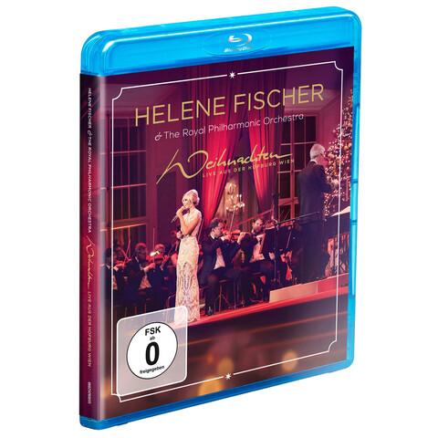 √Weihnachten - Live aus der Hofburg Wien (BluRay) von Helene Fischer - BluRay jetzt im Bravado Shop