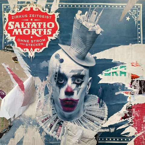 √Zirkus Zeitgeist-Ohne Strom Und Stecker (LTD DLX) von Saltatio Mortis - CD jetzt im Bravado Shop