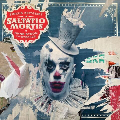 √Zirkus Zeitgeist-Ohne Strom Und Stecker von Saltatio Mortis - CD jetzt im Bravado Shop