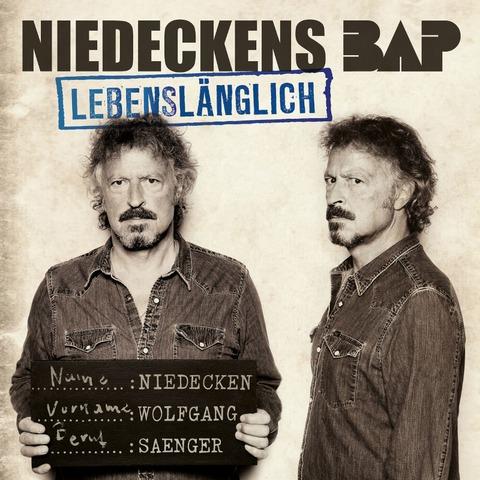 Lebenslänglich (Limited Deluxe CD+DVD) von Niedeckens BAP - CD+DVD jetzt im Bravado Store