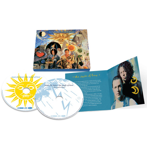√The Seeds of Love (2CD Deluxe) von Tears For Fears - 2CD jetzt im Bravado Shop