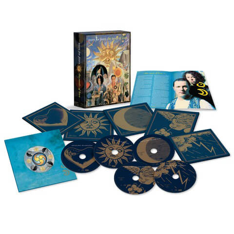 √The Seeds of Love (Ltd. Super Deluxe Edition 4CD/BluRay ) von Tears For Fears - Box set jetzt im Bravado Shop