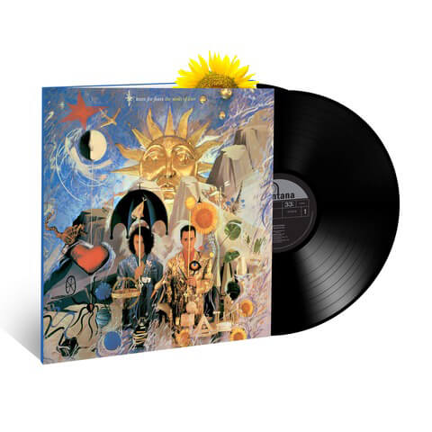 √The Seeds of Love (180g LP) von Tears For Fears - LP jetzt im Bravado Shop