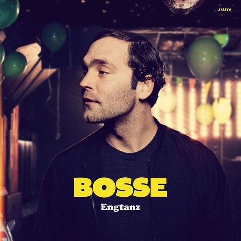 Engtanz  (Ltd.Deluxe Edt.) von Bosse - CD jetzt im Bravado Shop
