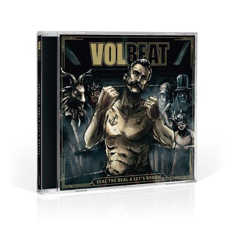 √Seal The Deal & Let's Boogie von Volbeat - CD jetzt im Bravado Shop