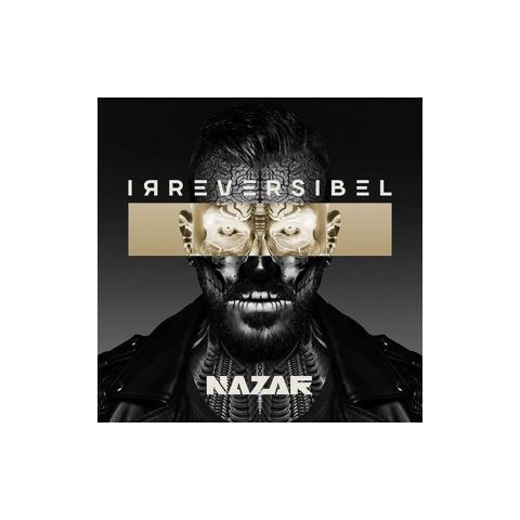 √Irreversibel (Ltd.Fan Edt.) von Nazar - CD + DVD Video jetzt im Bravado Shop