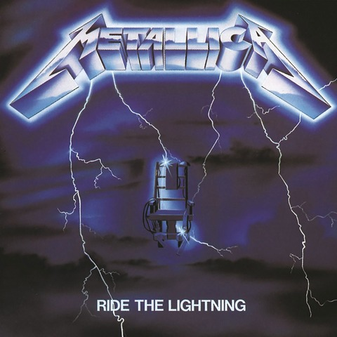Ride The Lightning (Remastered 2016) von Metallica - CD jetzt im Bravado Shop