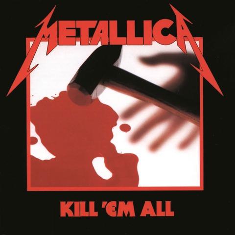 √Kill 'Em All (Remastered 2016) von Metallica - CD jetzt im Bravado Shop