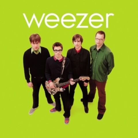 Weezer (Green Album) von Weezer - LP jetzt im Bravado Shop