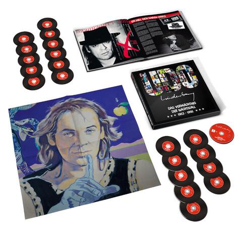 Das Vermächtnis Der Nachtigall 1983 - 1998 (Limitiertes Boxset) von Udo Lindenberg - Boxset jetzt im Bravado Store