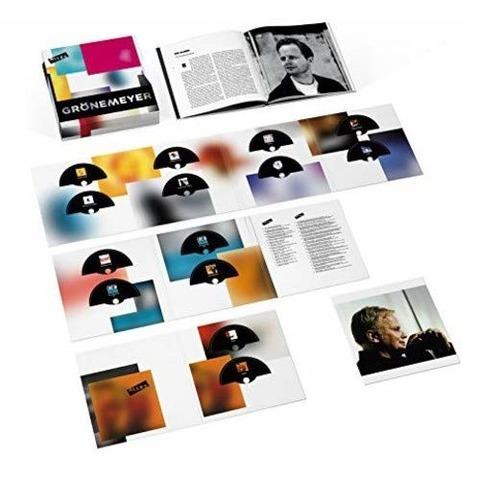 √Alles (Super Deluxe 23 CD Boxset) von Herbert Grönemeyer - Box set jetzt im Bravado Shop