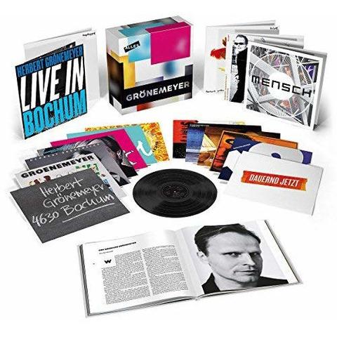 √Alles (Super Deluxe 25 Vinyl Boxset) von Herbert Grönemeyer - Box set jetzt im Bravado Shop