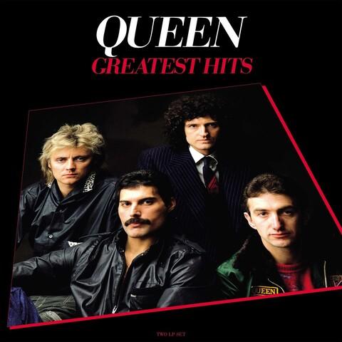 √Greatest Hits (Remastered 2011) von Queen - 2LP jetzt im Bravado Shop