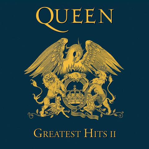 √Greatest Hits II (Remastered 2011) von Queen - 2LP jetzt im Bravado Shop