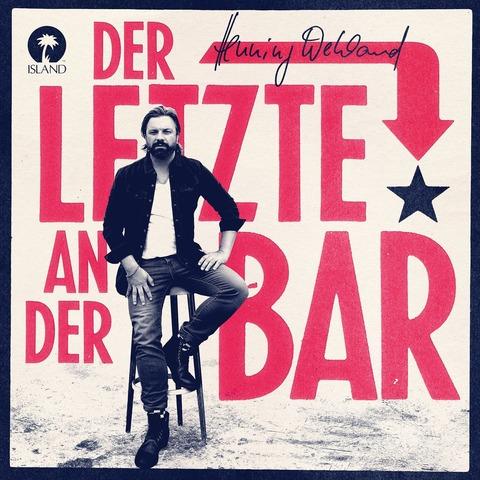 Der Letzte An Der Bar von Wehland,Henning - CD jetzt im Bravado Shop
