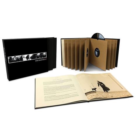 √Unearthed (Ltd. 9LP Box) von Johnny Cash - LP Box jetzt im Bravado Shop