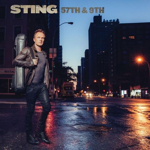 √57th & 9th von Sting - CD jetzt im Bravado Shop