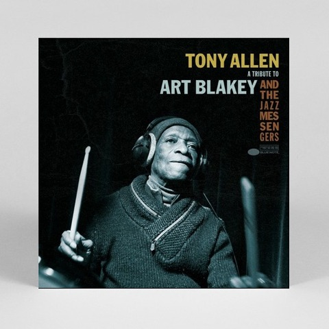 √A Tribute To Art Blakey And The Jazz Messengers von Tony Allen - LP jetzt im Bravado Shop