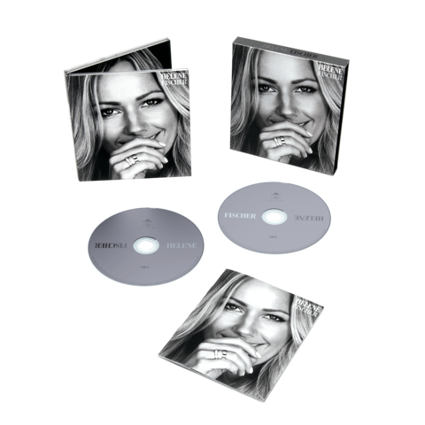 √Helene Fischer (Deluxe Edt.) von Helene Fischer - 2CD jetzt im Bravado Shop