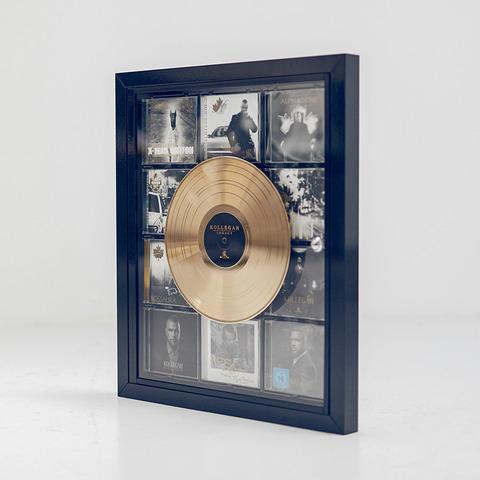 √Legacy (Best Of) (Ltd. Gold Award Edition) von Kollegah - Box set jetzt im Bravado Shop