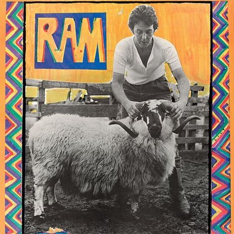 RAM von Paul McCartney - CD jetzt im Bravado Shop