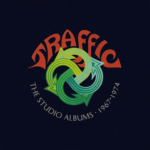 √The Studio Albums 1967-74 (Ltd. 6LP Box) von Traffic - LP Box jetzt im Bravado Shop