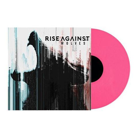 Wolves (Ltd. Pink Vinyl) von Rise Against - LP jetzt im Bravado Shop