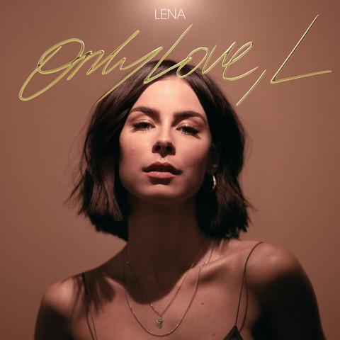 √Only Love, L (CD) von Lena - CD jetzt im Bravado Shop
