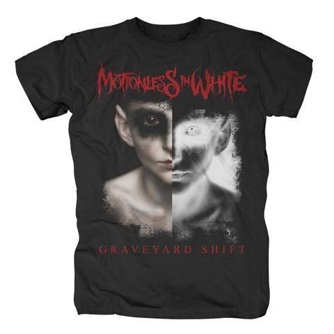 √Split Screen von Motionless In White - T-Shirt jetzt im Bravado Shop