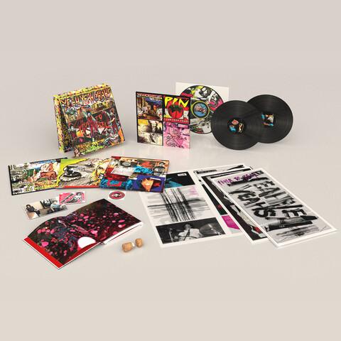 Fever To Tell (Ltd. / Signed & Numbered Deluxe Box) von Yeah Yeah Yeahs - LP jetzt im Bravado Shop