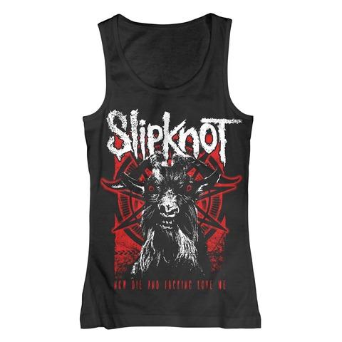 √Goat Thresh von Slipknot - Girlie Top jetzt im Bravado Shop