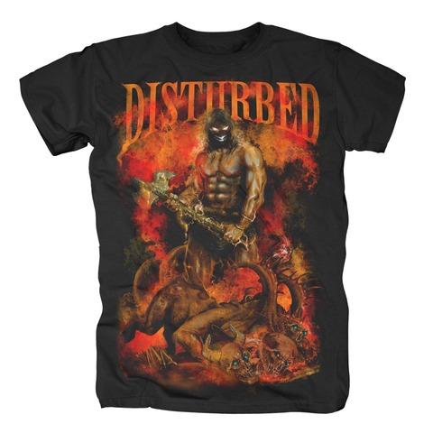 Low Key von Disturbed - T-Shirt jetzt im Bravado Shop