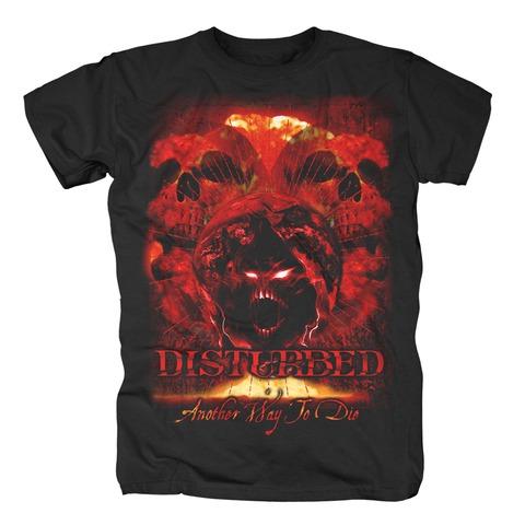 Another Way To Die Warrior von Disturbed - T-Shirt jetzt im Bravado Shop