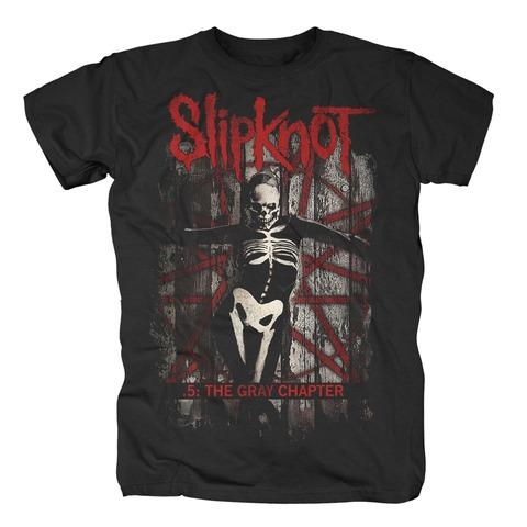 √The Gray Chapter Album Cover von Slipknot - T-Shirt jetzt im Bravado Shop