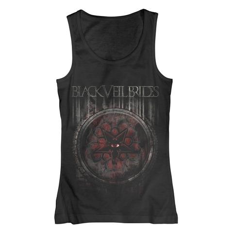 Rusted von Black Veil Brides - Girlie Top jetzt im Bravado Shop