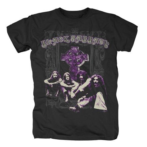 √Cross Group von Black Sabbath - T-Shirt jetzt im Bravado Shop