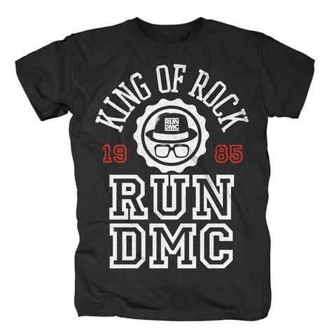 Collegiate von RUN DMC - T-Shirt jetzt im Bravado Shop