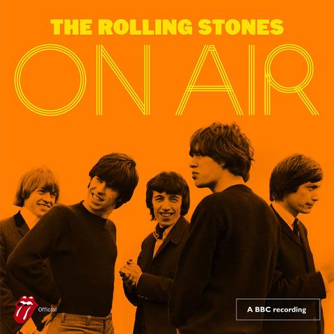 On Air von Rolling Stones,The - CD jetzt im Bravado Shop