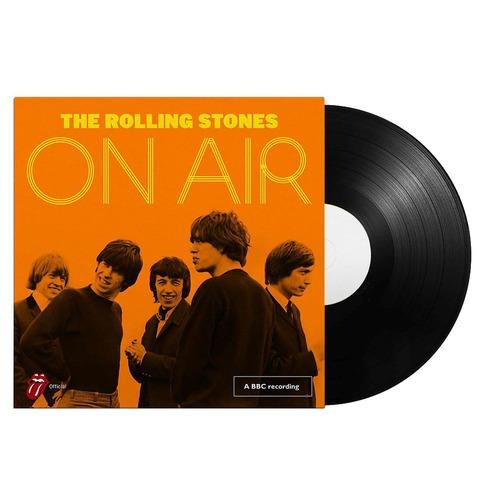 On Air (LP) von Rolling Stones,The - LP jetzt im Bravado Shop