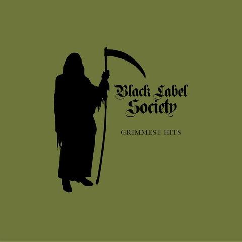 Grimmest Hits von Black Label Society - CD jetzt im Bravado Shop
