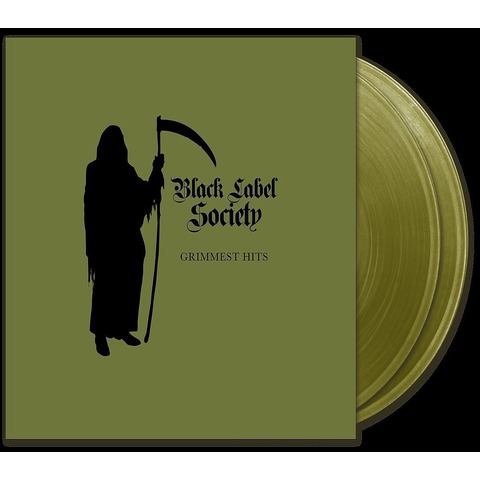 √Grimmest Hits (2LP) von Black Label Society - LP jetzt im Bravado Shop