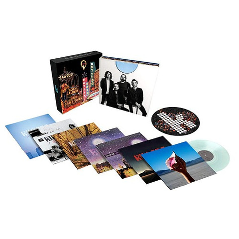 √Career Box (Ltd. 10LP Boxset) von The Killers - Box set jetzt im Bravado Shop