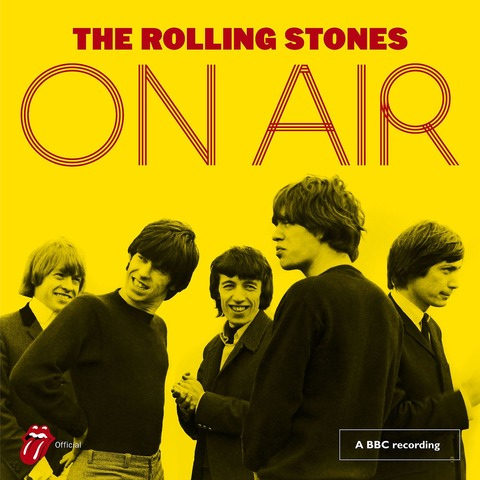 On Air (Limited Deluxe Edition) von Rolling Stones,The - CD jetzt im Bravado Shop