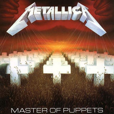 √Master of Puppets (Remastered) von Metallica - CD jetzt im Bravado Shop