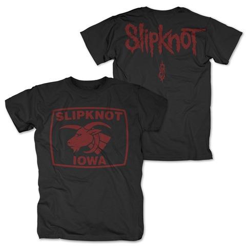 √Goat Crest von Slipknot - T-Shirt jetzt im Bravado Shop