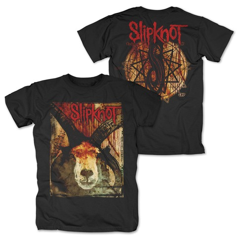Goat And Blood von Slipknot - T-Shirt jetzt im Bravado Shop