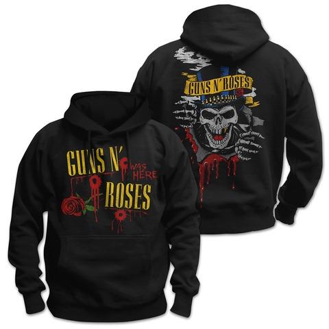 Ripped Through von Guns N' Roses - Kapuzenpullover jetzt im Bravado Shop