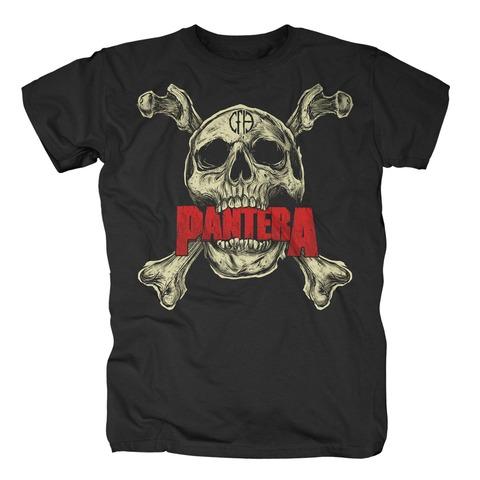 Skull von Pantera - T-Shirt jetzt im Bravado Shop