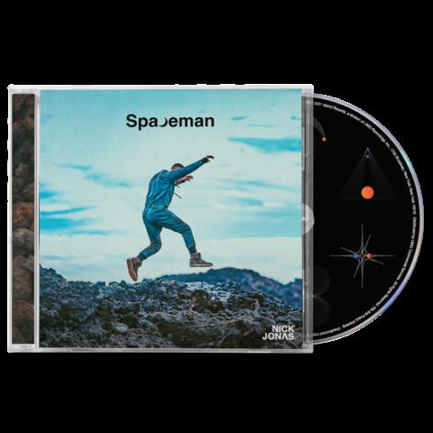 √Spaceman von Nick Jonas - cd jetzt im Bravado Shop