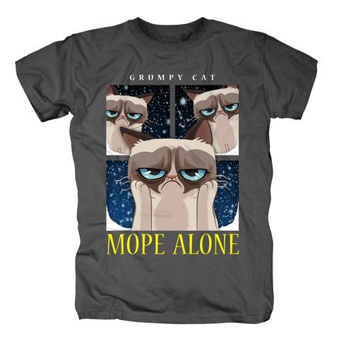 √Mope Alone von Grumpy Cat - T-Shirt jetzt im Bravado Shop